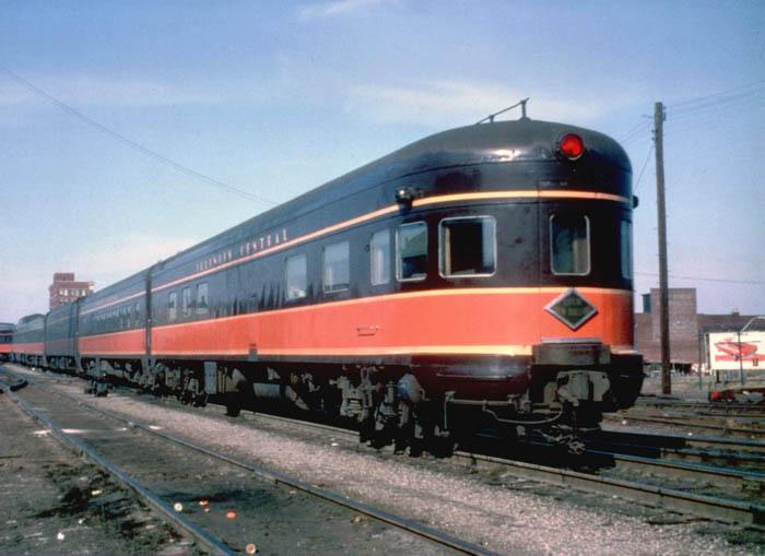 illinois central railroad memphis