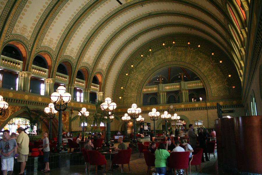 St Louis Union Station